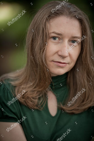 Stock Image of Steph Swainston