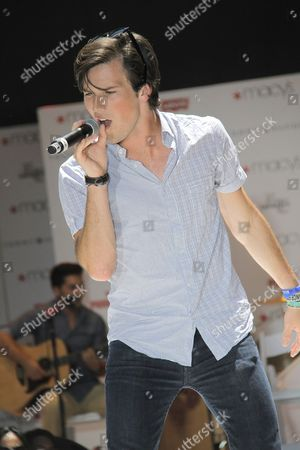 Zach Porter of Allstar Weekend