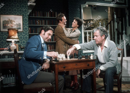 Paul Maxwell as Mark, Joseph Blatchley as Joey, Claire Bloom as Lydia and Kenneth More as Sebastian