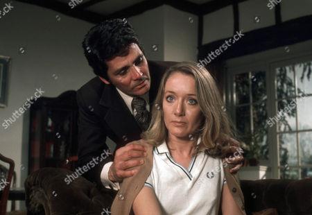 David Hedison as Edmund Hardy and Jennifer Hilary as Betty Hardy