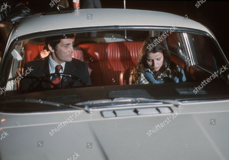 David Hedison as Edmund Hardy and Nina Francis as Annette
