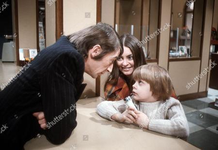 John Carlisle as Colin Walker, Wendy Allnutt as Janet Walker and Simon Henderson as Mark Walker