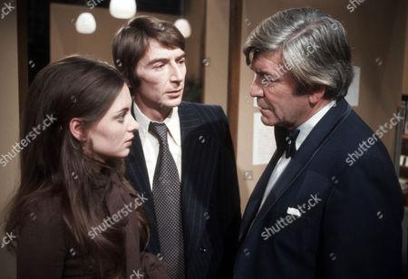 Wendy Allnutt as Janet Walker, John Carlisle as Colin Walker and Robert Beatty as Mr Zeeder