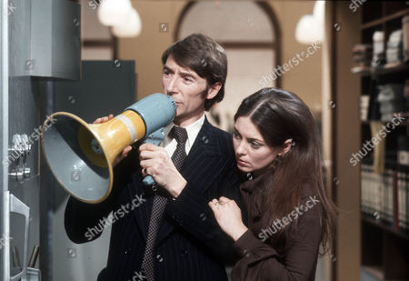 Stock Photo of John Carlisle as Colin Walker and Wendy Allnutt as Janet Walker