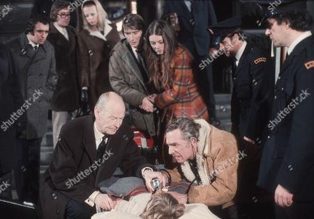 John Carlisle as Colin Walker, Wendy Allnutt as Janet Walker, John Welsh as Dr Hewitson, Simon Henderson as Mark Walker and Tom Criddle as Dr Foy