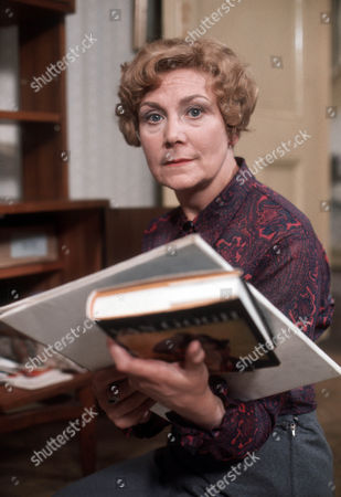 Stock Photo of Betty Alberge as Marge