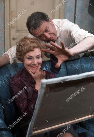 Betty Alberge as Marge and Freddie Jones as Wilfred Eames