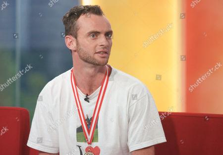 Editorial image of 'Daybreak' TV Programme, London, Britain - 18 Jul 2011