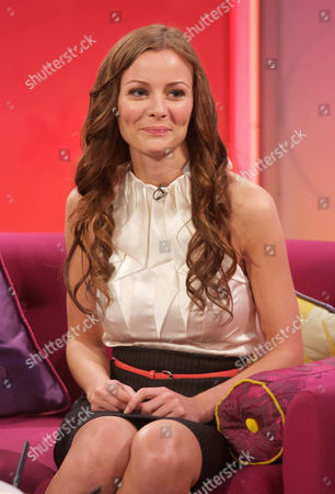 Editorial picture of 'Lorraine Live' TV Programme, London, Britain - 18 Jul 2011