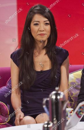 Editorial photo of 'Lorraine Live' TV Programme, London, Britain - 18 Jul 2011
