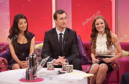 Editorial photo of 'Lorraine Live' TV Programme, London, Britain - 18 Jul 2011