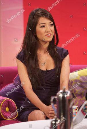 Editorial image of 'Lorraine Live' TV Programme, London, Britain - 18 Jul 2011