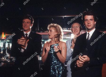 Editorial photo of 'Coasting' TV Programme. - 1990