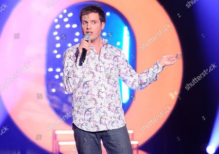Editorial image of 'Comedy Rocks with Jason Manford' TV Programme - 2011