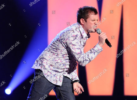Editorial photo of 'Comedy Rocks with Jason Manford' TV Programme - 2011