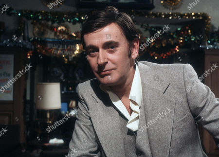 Stock Photo of Barrie Ingham as Frank Forrest