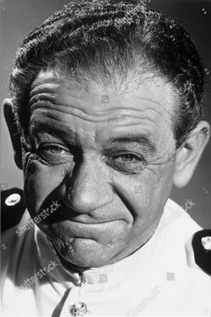 SID JAMES IN THE FILM '' CARRY ON CRUISING''