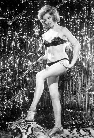 Windmill Theatre showgirl Serena Armitage