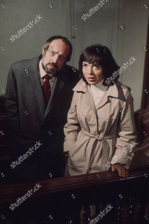 Stock Image of Carole Mowlam as Edith Rees and Ian Hendry as Alex Fleming