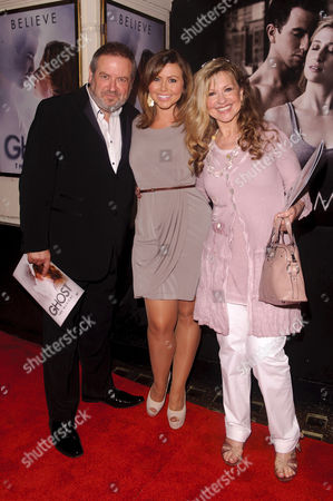 Editorial photo of 'Ghost' the Musical press night, Piccadilly Theatre, London, Britain - 19 Jul 2011