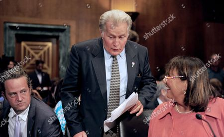Editorial image of Martin Sheen testifies on Drug Courts, Washington, DC, America - 19 Jul 2011