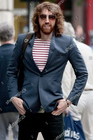 Editorial photo of Jonathan Jeremiah out and about, London, Britain - 19 Jul 2011