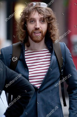 Editorial image of Jonathan Jeremiah out and about, London, Britain - 19 Jul 2011