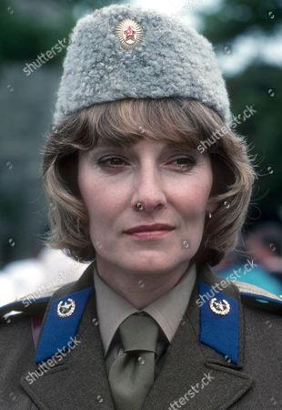 Helen Rappaport as Major Belova