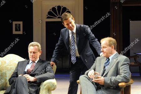 'Loyalty' - Michael Simkins as C, Patrick Baladi as Tony and Colin Stinton as James