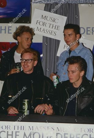 Depeche Mode - Dave Gahan (lead vocals, co-songwriting), Martin Gore (keyboards, guitar, chief songwriting), Andy Fletcher (keyboards), Alan Wilder (Keyboards).