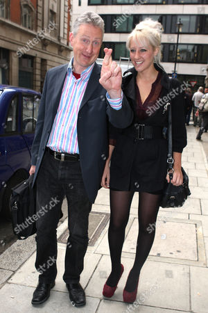 Stock Picture of Lembit Opik and Merily McGivern