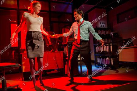 'Mongrel Island' - Robyn Addison as Marie and Shane Zaza as Elvis
