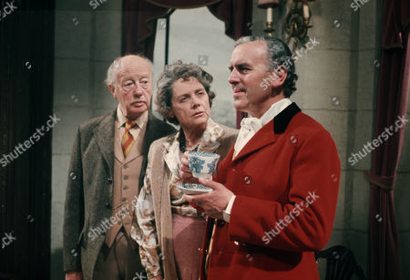 Roland Culver as General Sir William Boothroyd, Celia Johnson as Lady Sheila Boothroyd and George Cole as Hubert Boothryd MP