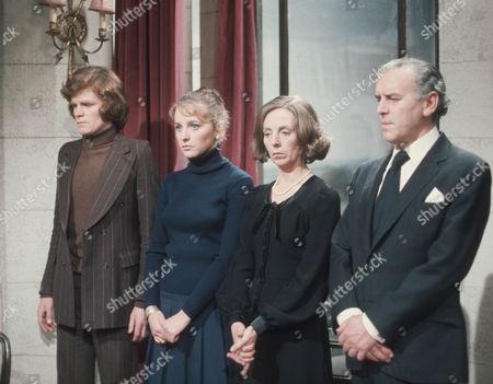 Gail Harrison as Sally Boothroyd, Avril Elgar as Maud Boothroyd, George Cole as Hubert Boothryd MP