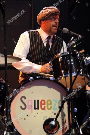 Stock Photo of Squeeze - Simon Hanson