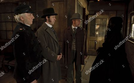 Editorial photo of 'The Suspicions of Mr Whicher' TV Programme -  2011