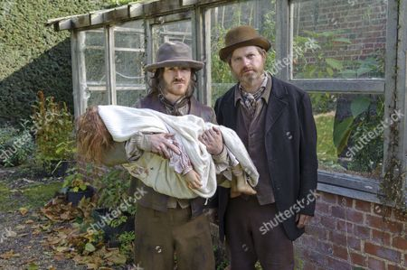 Ben Crompton as William Nutt and Ruairi Conaghan as Benger