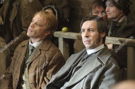 William Beck as Dolly and Paddy Considine as Mr Whicher