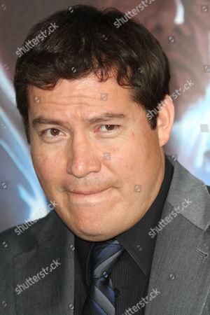Stock Image of Julio Cedillo