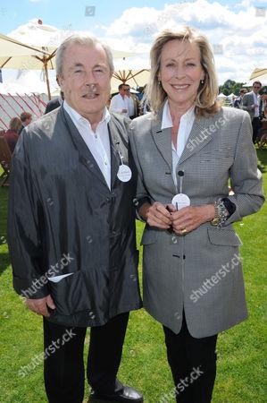 Stock Photo of Terry O'Neill and Lorraine Ashton