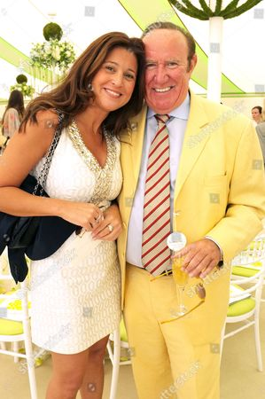 Susan Nilsson and Andrew Neil