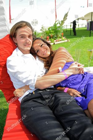 Alex Watson and Nina Jacobs