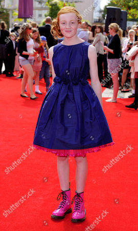 Editorial picture of 'Horrid Henry: The Movie' film premiere, London, Britian - 24 Jul 2011
