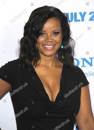 Stock Picture of Kimberly Locke