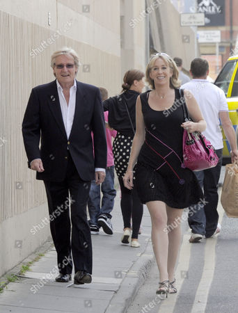 William Roache and Emma Jesson