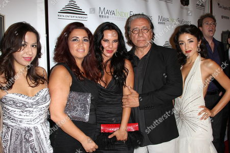 Editorial picture of 'Without Men' film screening at the Latino International Film Festival, Los Angeles, America - 24 Jul 2011