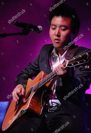 Stock Photo of David Choi