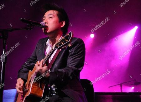 Stock Image of David Choi