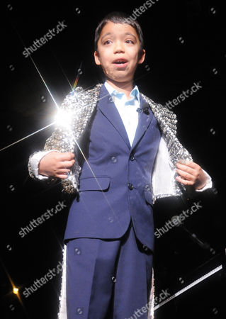 Stock Picture of Ethan Bortnick