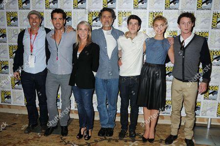 Colin Farrell, Chris Sarandon, Christopher Mintz Plasse, Imogen Poots and Anton Yelchin